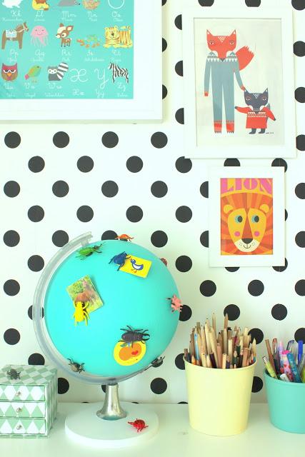 DIY für Kinder - die Käfer sind los