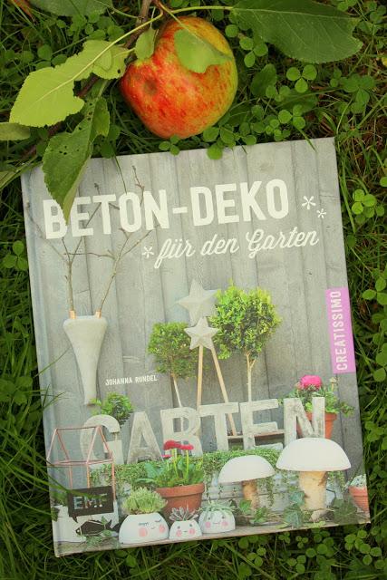 DIY mit Beton + Buchvorstellung
