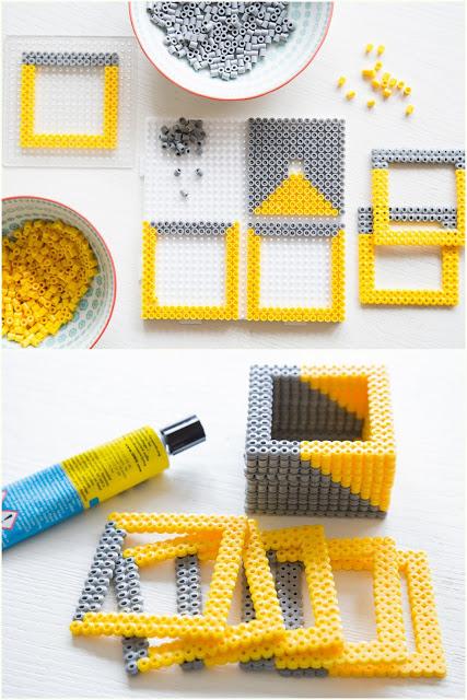 DIY - Bügelperlen können noch viel mehr!