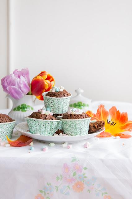 Schokomuffins - die glücklich machen