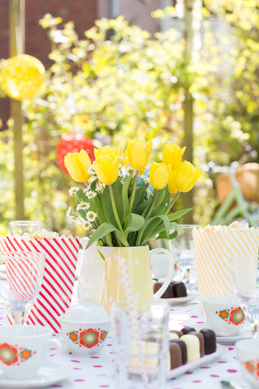 Frühlingserwachen + Geburtstagsfeier