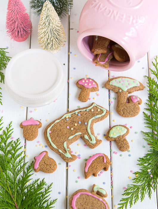 Lebkuchen - lecker und einfach *