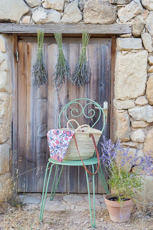 Selbstgemacht - Duftsäckchen mit Lavendel mal anders