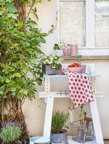 Ikea Hack - einen Pflanztisch schnell selberbauen