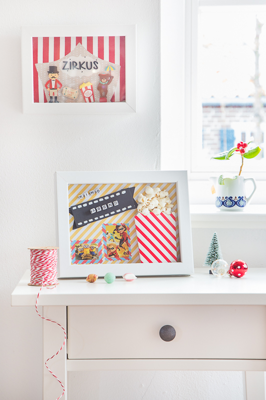 Beliebt Zauberhafte Geschenkideen mit Bilderrahmen | Pfefferminzgrün GH65
