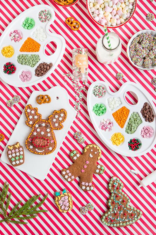 Lebkuchen Happening für kleine Künstler