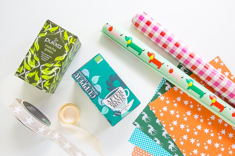 DIY - Upcycling für Kinder aus Teeschachteln