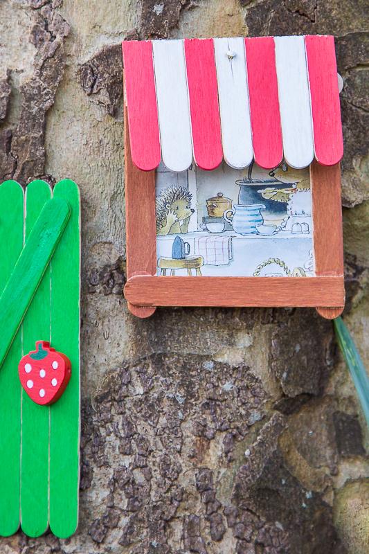 Kreatividee aus Eisstielen - Fantasievolles mit Kindern basteln