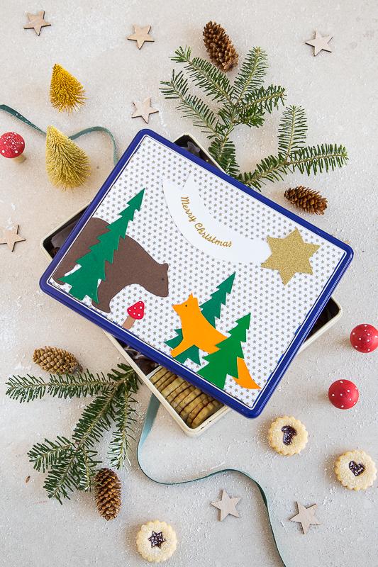 Freude bereiten mit der Christmas Cookie Box + meine liebsten Weihnachtsplätzchen